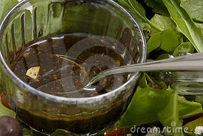 Home made salad dressing