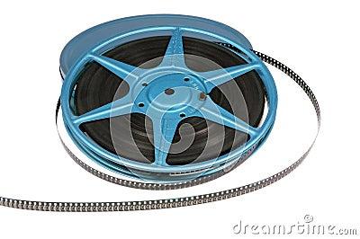 Home Movie Film Reel