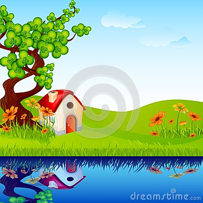 . Home And Nature Stock Image   Image  2392201