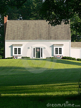 Home: New England cottage