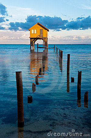 Home on the Ocean