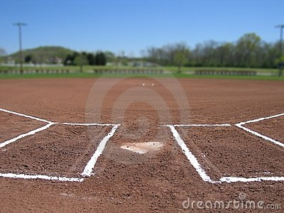 Home Plate & Batter s Box