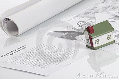 Home purchase agreements
