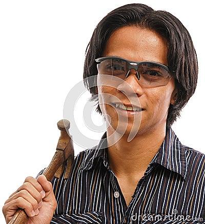 Free Home Repair Man Stock Image - 20279431
