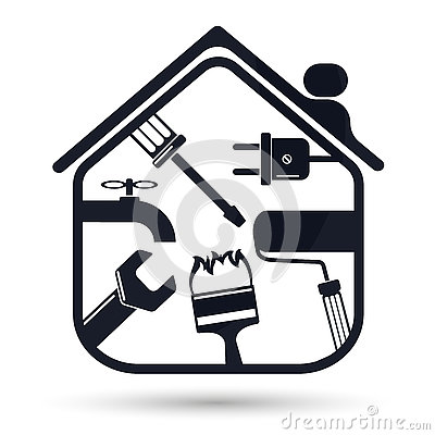Free Home Repairs Royalty Free Stock Photos - 76913478