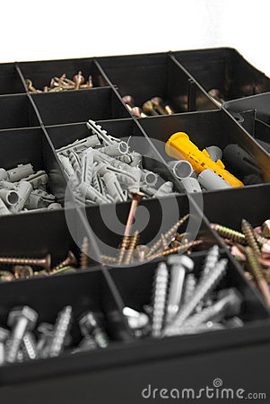 Free Home Repairs Kit Royalty Free Stock Images - 25946029