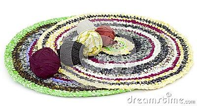 Home rug handmade