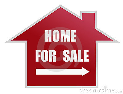 Home For Sale Sign Stock Photos - Image: 21895533