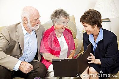 In-Home Sales Meeting