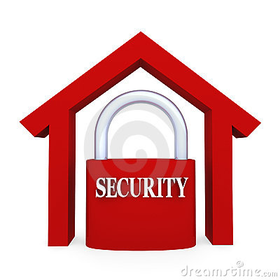 Free Home Security Stock Photography - 12983092