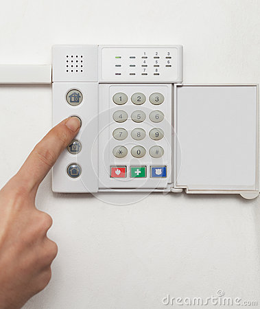 Free Home Security Stock Image - 31614001