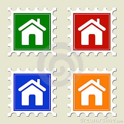 Home Sign Stamps