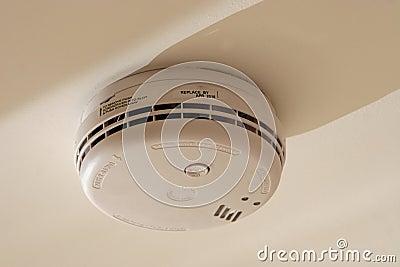 Home Smoke Detector Alarm