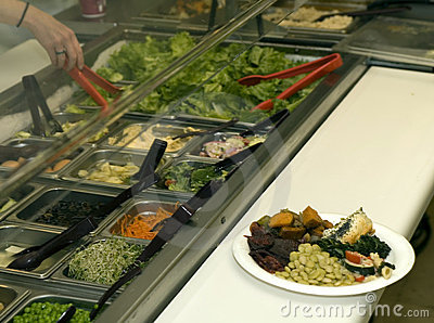 Home style cafeteria buffet 2