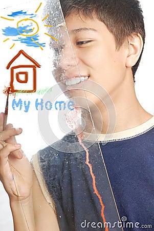 Free Home Sweet Home Stock Photo - 2915930