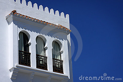 Home in Tangier, Morocco