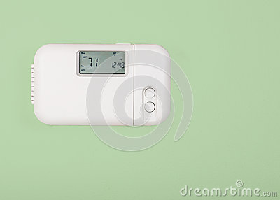 Home Temperature Thermostate