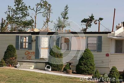 Home After Tornado