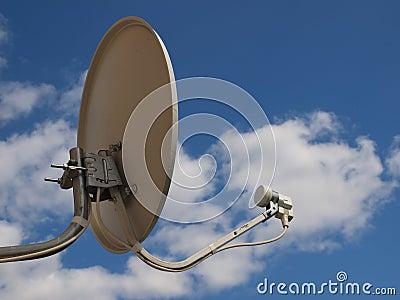 Home TV antenna.
