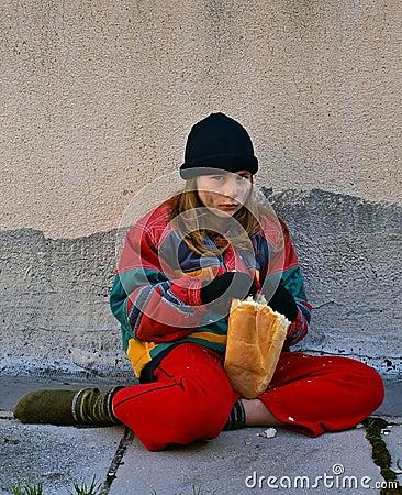 Free Homeless Royalty Free Stock Photo - 22785025