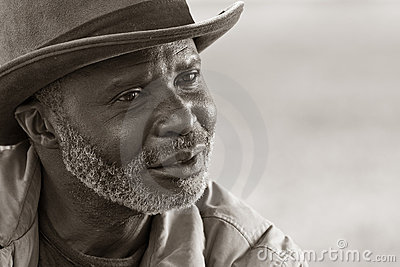 Homeless Man Editorial Photography