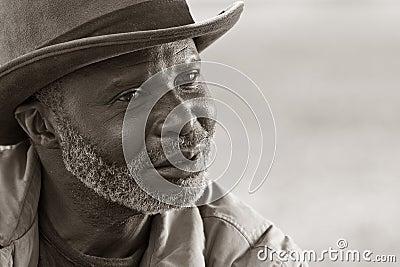Homeless Man Editorial Photography