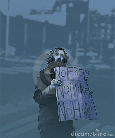 Homeless Painting