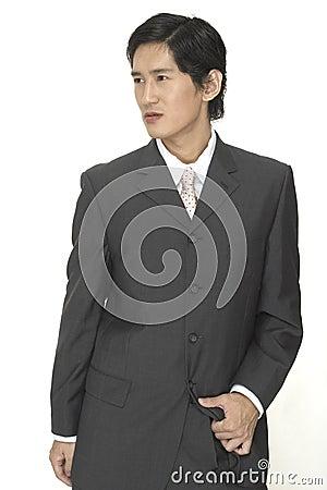 Homem de negócios 5