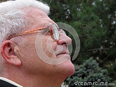 Homem idoso