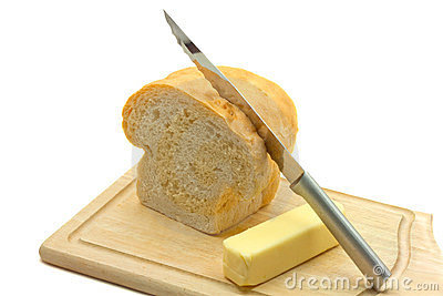 Homemade Bread and Butter