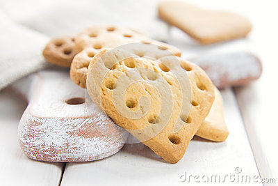 Homemade Cookies Stock Photo - Image: 28009740