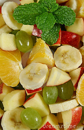 Free Homemade Fruit Salad 2 Stock Photos - 2206793