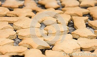 Homemade nut cookies macro