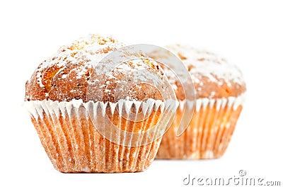 Homemade sweet Muffins