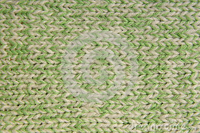 Homemade wool stitch