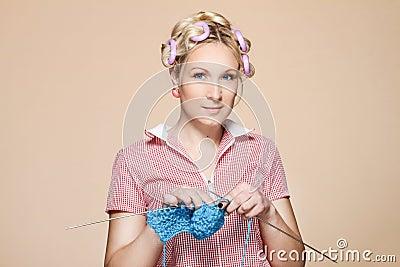 Хобби. Homemaker, knitter