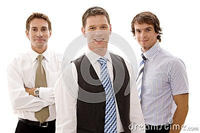 Homens de negócios