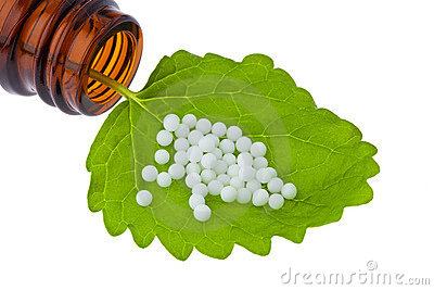Homeopathy, Globules As Alternative Medicine