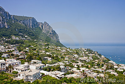 Homes on Capri Hillside