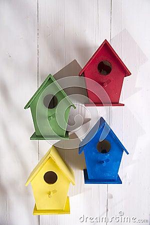 Free Homes For Birds Stock Photos - 54411193
