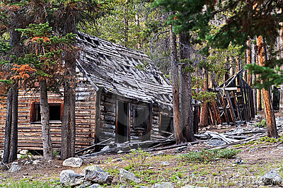 Homes in a Ghost Town
