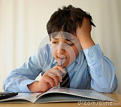 Homework again !