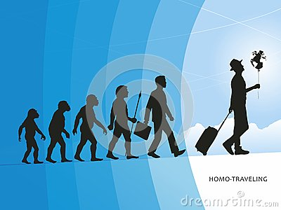 Homo-traveling