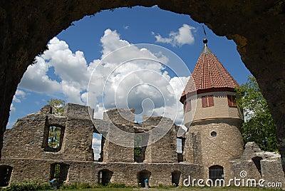 Honberg Castle Ruin