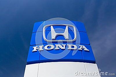 Gallery for honda dealer sign for Honda dealership san jose