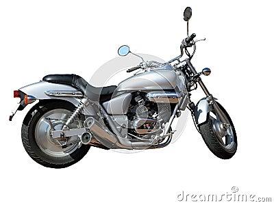 Honda Magna Motorbike