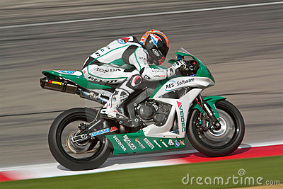 Honda Racing Bike