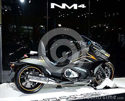 Honda racing bike model