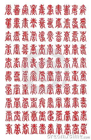 Honderd vormen van characterâshouâ