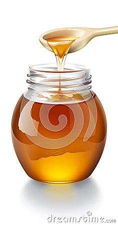 Free Honey Stock Image - 10094921